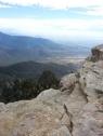 Albuquerque from 10500 feet