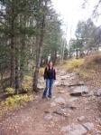 Sandia Mountain trail